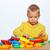 little boy playing stock photo © lubavnel