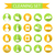 set of icons for cleaning tools house cleaning cleaning supplies flat design style cleaning desi stock photo © lucia_fox