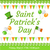 happy st patricks day invitation poster flyer beer party template for your design vector illus stock photo © lucia_fox