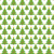 christmas tree seamless pattern endless background texture new year s backdrop vector illustrati stock photo © lucia_fox