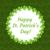 Aziz · Patrick · Günü · tebrik · kartı · şablon · uçan · poster · yeşil - stok fotoğraf © lucia_fox