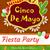 招待 · テンプレート · チラシ · メキシコ料理 · 休日 - ストックフォト © lucia_fox
