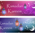 ramadan kareem set of banners with space for text and lanterns template for invitation flyer musl stock fotó © lucia_fox