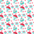 örnek · dizayn · pembe · çiçekler · vektör - stok fotoğraf © lucia_fox