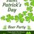 boldog · Szent · Patrik · napja · meghívó · poszter · szórólap · sör - stock fotó © lucia_fox