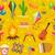 アメリカン · 祭り · エンドレス · テクスチャ - ストックフォト © lucia_fox