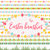 easter borders ornament garland set banner with grass eggs flowers and other elements vector i stock photo © lucia_fox
