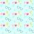 forma · fehér · zöld · kék · festmény · cukorka - stock fotó © lucia_fox