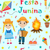 festa junina seamless pattern brazilian latin american festival endless background repeating textu stock photo © lucia_fox
