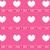 végtelen · minta · rózsaszín · szívek · fehér · valentin · nap · esküvő - stock fotó © lucia_fox