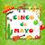 quadro · mexicano · símbolos · ilustrações · música · arte - foto stock © lucia_fox