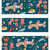 sea food horizontal banner flat style seafood template for your design underwater world life v stock photo © lucia_fox