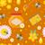 miele · texture · fiore · mano - foto d'archivio © lucia_fox