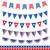 festiwalu · urodziny · tle · banderą · zabawy - zdjęcia stock © lucia_fox