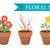 zestaw · inny · roślin · liści · tle · sztuki - zdjęcia stock © lucia_fox