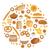 bakkerij · producten · stijl · verschillend · brood - stockfoto © lucia_fox