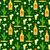Cinco de Mayo seamless pattern with tequila and cactus. Mexican holiday endless background, texture. stock photo © lucia_fox