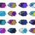 коралловый · риф · коллекция · рыбы · природы · лист · искусства - Сток-фото © lucia_fox