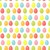 easter eggs cute seamless pattern endless backdrop colorful background texture digital paper ve stock photo © lucia_fox