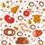 肉 · 製品 · スタイル · ソーセージ · エンドレス - ストックフォト © lucia_fox