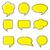 chat · icona · line · stile · gruppo · parlare - foto d'archivio © lucia_fox