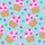 gelukkige · verjaardag · schilderij · illustratie · geschenken · cake · voedsel - stockfoto © lucia_fox