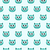 cat seamless pattern fashionable modern endless background repeating texture vector illustration stock photo © lucia_fox