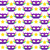 mardi gras seamless pattern with carnival mask masquerade background texture paper vector illust stock photo © lucia_fox