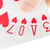 hand holding playing cards spelling the word love stock photo © lucielang