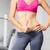 mulher · muscular · torso · caber · músculos - foto stock © luckyraccoon