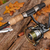 fishing tackle on wooden surface stock photo © luckyraccoon