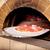 tégla · pizza · sütő · kép · tűz · divat - stock fotó © luckyraccoon