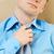 hartaanval · zakenman · handen · medische · gezondheid - stockfoto © luckyraccoon