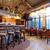 restaurante · italiano · tradicional · interior · luz · arte · mesa - foto stock © luckyraccoon