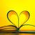 формы · сердца · журнала · сложенный · книга - Сток-фото © luckyraccoon