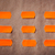 sticky orange notes stock photo © luckyraccoon