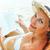 menina · leitura · livro · verão · férias - foto stock © luckyraccoon
