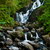滝 · 公園 · 水 · 風景 · 山 · 夏 - ストックフォト © luissantos84