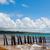 pier stilts on beach stock photo © luissantos84