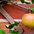 közelkép · fenék · piros · zöld · alma · növekvő - stock fotó © luissantos84