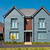 vermelho · tijolo · casa · típico · britânico · residencial - foto stock © luissantos84