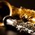 klassiek · muziek · saxofoon · saxofoon · vintage · hout - stockfoto © lunamarina