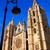 katedry · Hiszpania · fasada · budynku · kościoła · kamień - zdjęcia stock © lunamarina
