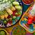comida · mexicana · colorido · México · cópia · espaço · quadro - foto stock © lunamarina