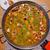 Paella from Spain recipe process boiling broth stock photo © lunamarina