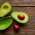 авокадо · Cut · совета · древесины - Сток-фото © lunamarina