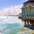 kustlijn · USA · golf · buitenshuis · Californië · niemand - stockfoto © lunamarina