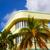 gyönyörű · Miami · tengerpart · pálmafák · népszerű · úticél - stock fotó © lunamarina
