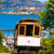 San · Francisco · sokak · kablo · araba · Kaliforniya · tramvay - stok fotoğraf © lunamarina