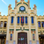 Valencia railway North station facade Spain stock photo © lunamarina